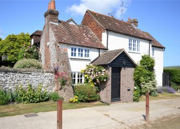 Thumbnail 4 bedroom cottage for sale in Offham, South Stoke, Arundel, West Sussex