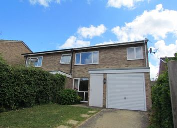 Thumbnail Semi-detached house to rent in Newton Avenue, Caversham Park, Reading