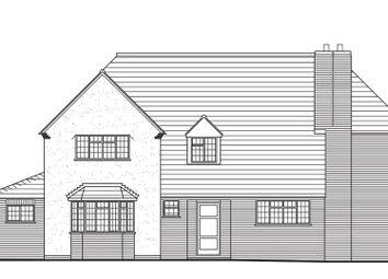 Thumbnail 4 bedroom detached house for sale in 52 Bretforton Road, Badsey, Evesham
