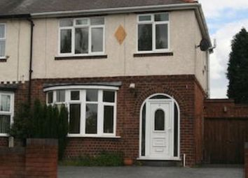 Thumbnail 3 bed semi-detached house to rent in Lucknow Road, Willenhall WV124Qa
