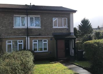 Thumbnail 3 bed end terrace house to rent in Mill View, Tile Cross, Birmingham