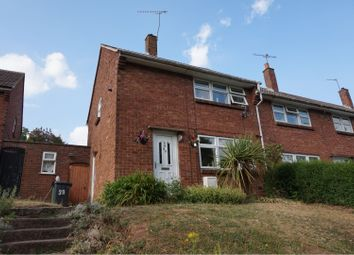 Thumbnail 2 bed end terrace house for sale in Lime Grove, Nuneaton