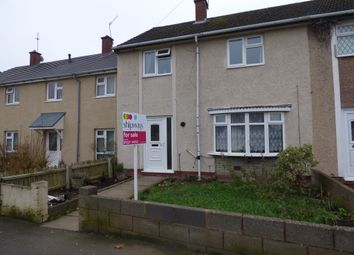 Thumbnail 3 bed terraced house for sale in Huband Close, Redditch