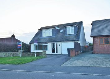 Thumbnail 4 bed detached bungalow for sale in Clifton Avenue, Barlbough, Chesterfield