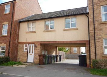 Thumbnail 2 bed flat to rent in Carlisle Close, Oakley Vale, Corby