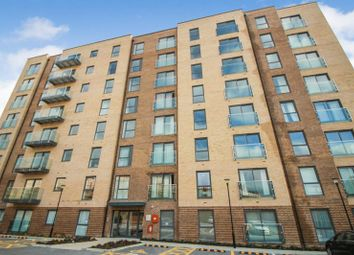 Thumbnail 2 bed flat to rent in Brooklands Court, Saxon Square, Luton