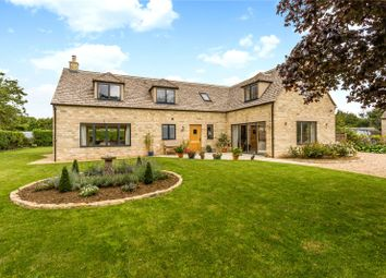 Thumbnail 4 bedroom detached house for sale in Sunhill, Poulton, Cirencester, Gloucestershire