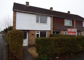 Thumbnail 3 bedroom end terrace house for sale in Redmoor Court, Bicester, Oxfordshire