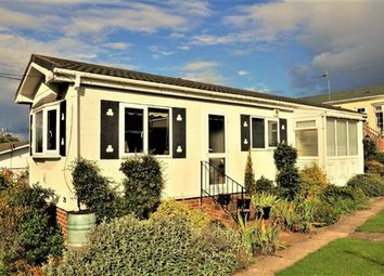 Thumbnail 1 bed mobile/park home for sale in Hartridge Farm Mobilehome Park, Lower Road, East Farleigh, Maidstone
