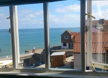 Thumbnail 2 bedroom flat for sale in West Cliff, Sheringham