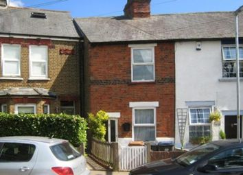 Thumbnail 2 bedroom terraced house for sale in Bowling Road, Ware