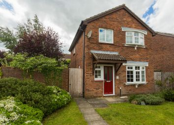Thumbnail 4 bed detached house for sale in Curlew Close, Beverley