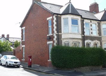 Thumbnail 2 bed flat to rent in Grove Place, Penarth