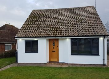 Thumbnail 2 bed bungalow for sale in Dover Road, Polegate