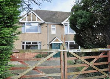 Thumbnail 5 bed semi-detached house for sale in Main Street, South Littleton, Evesham