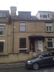 Thumbnail 3 bed terraced house to rent in Upper Seymour Street, Bradford