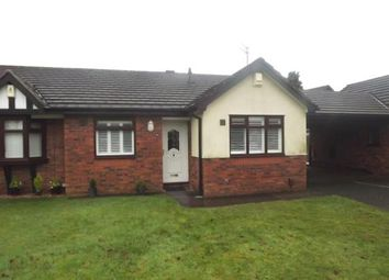 Thumbnail 2 bed bungalow for sale in Alexandra Close, Edgeley, Stockport, Cheshire
