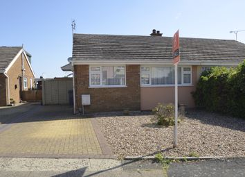 Thumbnail 2 bed semi-detached bungalow for sale in Philip Avenue, Felixstowe