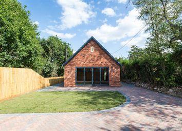 Thumbnail 2 bed detached bungalow for sale in Slacken Lane, Talke, Stoke-On-Trent