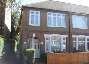 Thumbnail 2 bed flat to rent in Penton Avenue, Staines