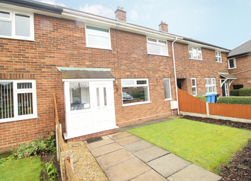 Thumbnail 3 bed terraced house for sale in Round Thorn, Croft, Warrington, Cheshire