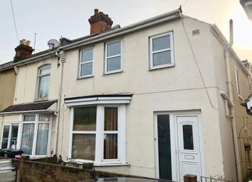 Thumbnail 4 bed end terrace house for sale in Felix Road, Elson, Gosport, Hampshire