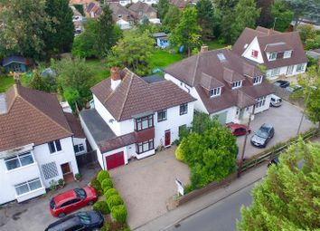 Thumbnail 4 bedroom detached house for sale in Barnett Wood Lane, Ashtead, Surrey