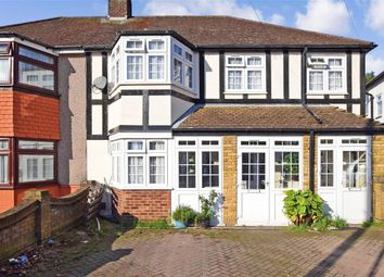 Thumbnail 3 bed terraced house for sale in Felstead Avenue, Ilford, Essex