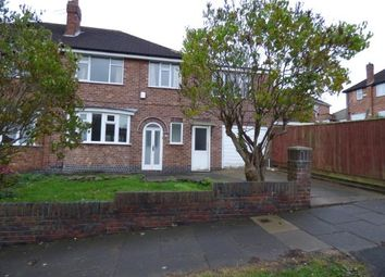Thumbnail 4 bed semi-detached house for sale in Heacham Drive, Stadium Estate, Leicester, Leicestershire