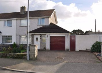 Thumbnail 3 bed property to rent in Pendrea Park, North Roskear, Camborne