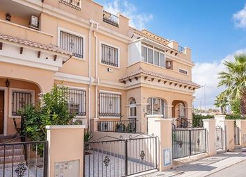 Thumbnail 3 bed town house for sale in Spain, Valencia, Alicante, Villamartin