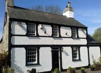 Thumbnail Pub/bar for sale in Gwynedd - Llyn Peninsula LL52, Llanystumdwy, Gwynedd