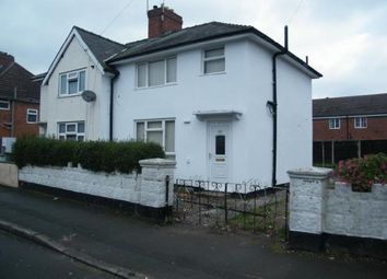 Thumbnail 3 bedroom semi-detached house for sale in Dawson Street, Walsall, West Midlands
