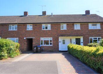 3 bed terraced house for sale in Queen Elizabeth Way, Woking GU22