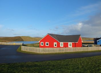 Thumbnail 4 bed detached house for sale in Vatna Gaet, Skellister, South Nesting, Shetland