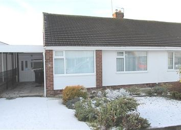 Thumbnail 2 bedroom bungalow for sale in Brookfield Crescent, Chapel House, Newcastle Upon Tyne