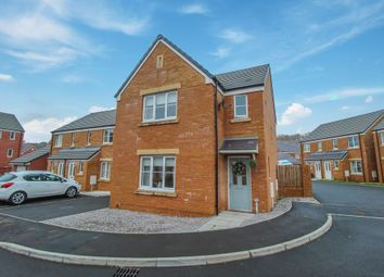 Thumbnail 3 bed detached house for sale in Clos Brynach, Brynmenyn, Bridgend