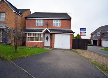 Thumbnail 3 bed detached house for sale in Chestnut Court, Toft Hill, Bishop Auckland