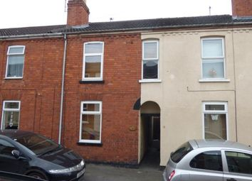 Thumbnail 2 bed terraced house for sale in Stanley Street, Lincoln, Lincolnshire