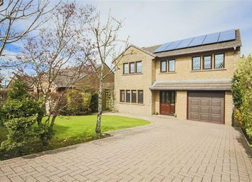 Thumbnail 4 bed detached house for sale in Kelswick Drive, Nelson, Lancashire