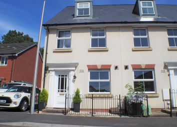 Thumbnail 3 bed town house for sale in Marcroft Road, Port Tennant, Swansea