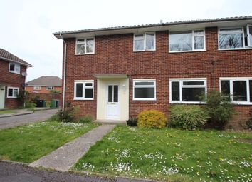 Thumbnail 2 bed maisonette to rent in Norn Hill Close, Basingstoke