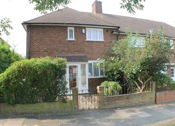Thumbnail 3 bed end terrace house to rent in Biddenden Way, London
