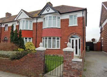 Thumbnail 3 bedroom end terrace house for sale in Court Lane, Drayton, Portsmouth