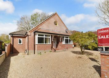Thumbnail 4 bedroom detached house for sale in South Avenue, Thorpe St. Andrew, Norwich