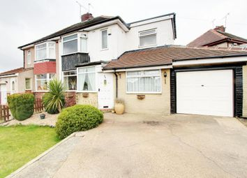 Thumbnail 3 bed semi-detached house for sale in Charnock Hall Road, Sheffield