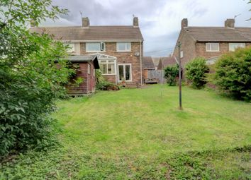 Thumbnail 3 bed semi-detached house for sale in Commercial Square, Brandon, Durham
