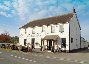 Thumbnail Pub/bar for sale in Carmarthenshire - Refurbished Village Pub SA32, Nantgaredig, Carmarthenshire