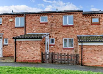 3 bed terraced house for sale in Arley Close, Church Hill South, Redditch B98