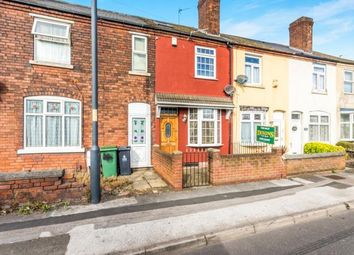 Thumbnail 3 bedroom terraced house for sale in Charles Street, Willenhall, West Midlands